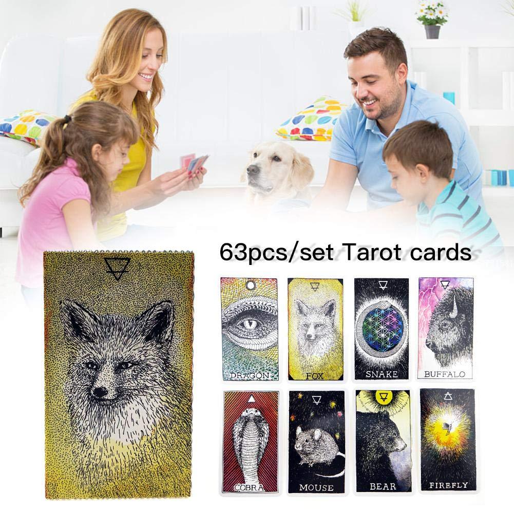 Animal Spirit Tarot Card For Party House Buy Online In Aruba At Desertcart
