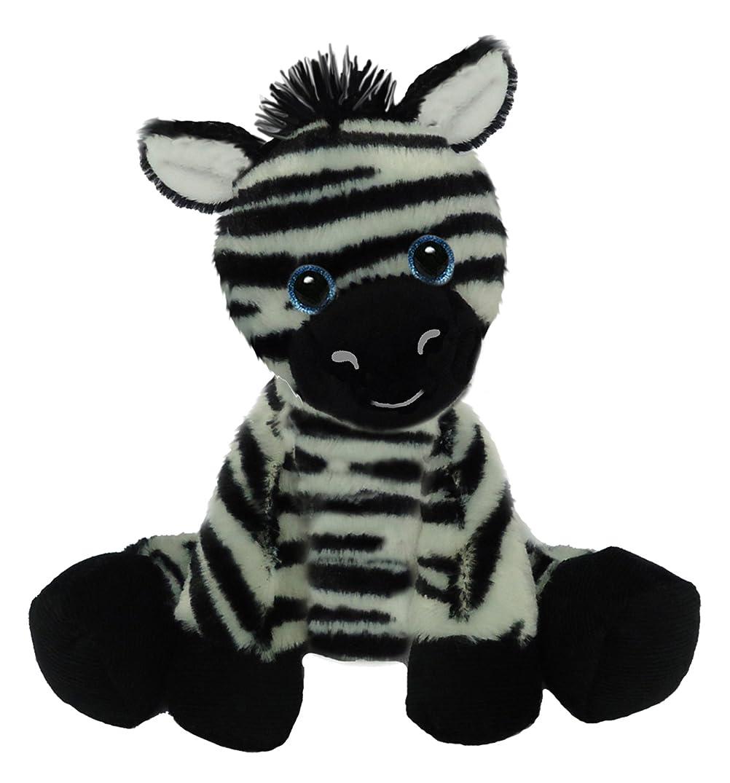 First & Main Zebra Plush Toy