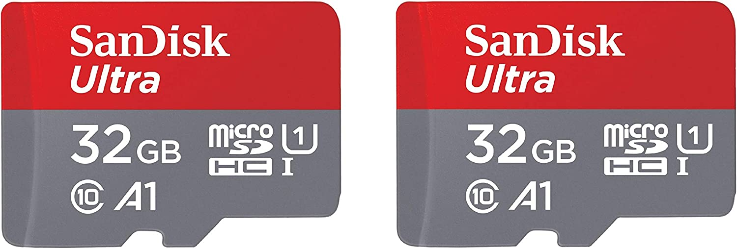 Samsung SGH-A667 Cell Phone Memory Card 2 x 4GB microSDHC Memory Card with SD Adapter Evergreen 2 Pack