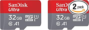 UHS-1 A1 Class 10 Certified 98MB//s Professional Ultra SanDisk 16GB verified for Samsung N9002 MicroSDHC card with CUSTOM Hi-Speed Lossless Format Includes Standard SD Adapter.