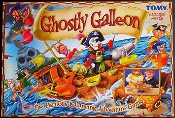 TOMY Galeón Fantasma Juego: Amazon.es: Juguetes y juegos