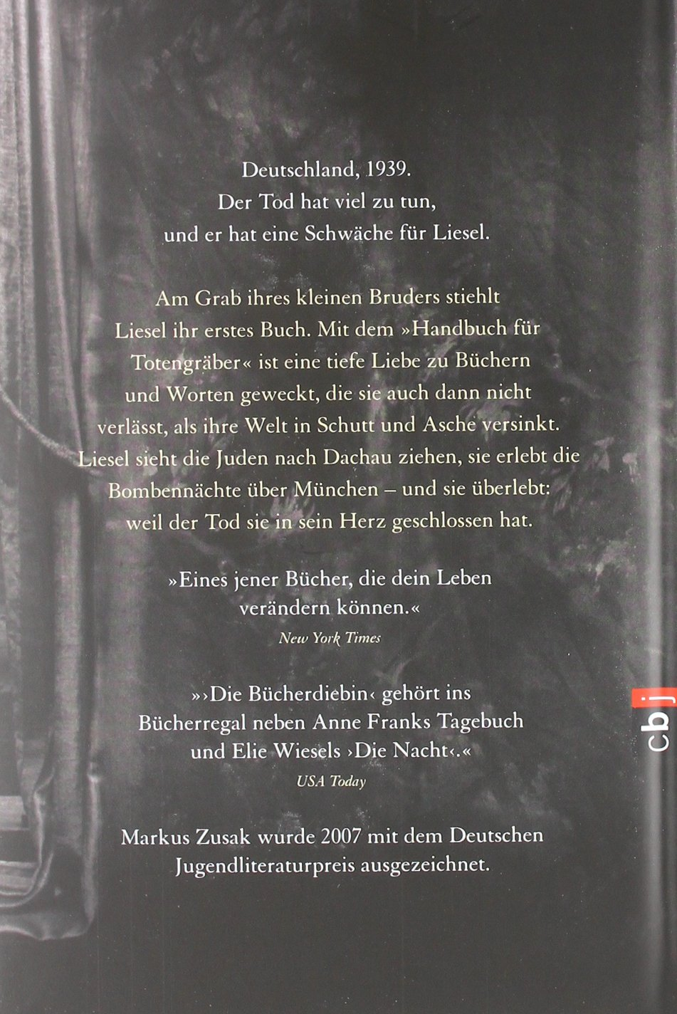 Die Bücherdiebin: 9783570132746: Amazon.com: Books