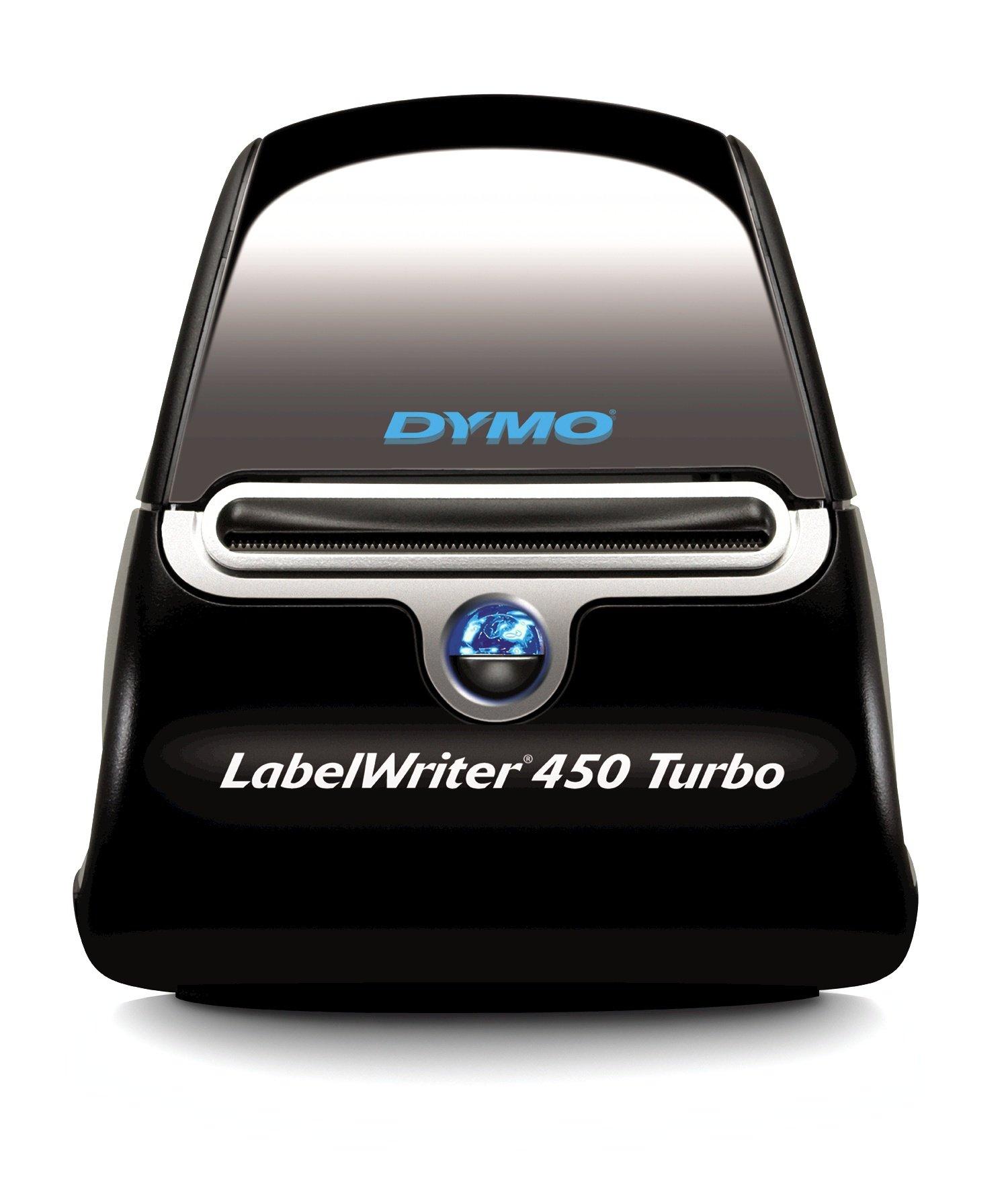 DYM1752265 - Dymo LabelWriter 450 Turbo Direct Thermal Printer - Monochrome - Label Print
