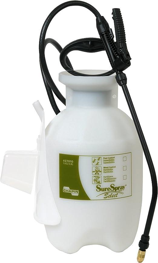 Chapin 26021xp Pro Series Poly 2-Gallon Sprayer Surespray Anti-Clog Filter New