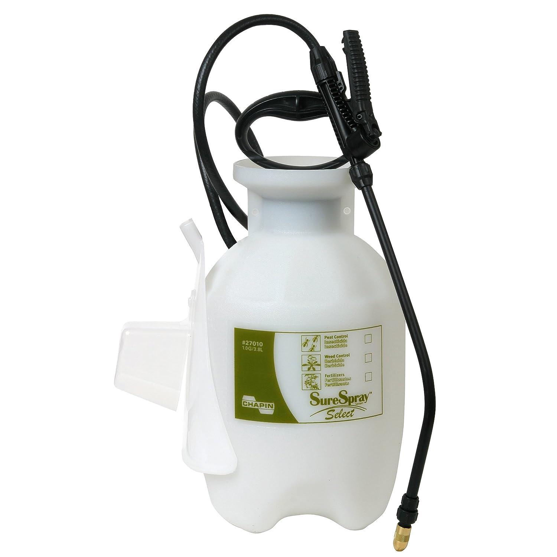 Chapin 27010 1-Gallon SureSpray Select Sprayer for Fertilizer, Herbicides and Pesticides, 1-Gallon (1 Sprayer/Package)