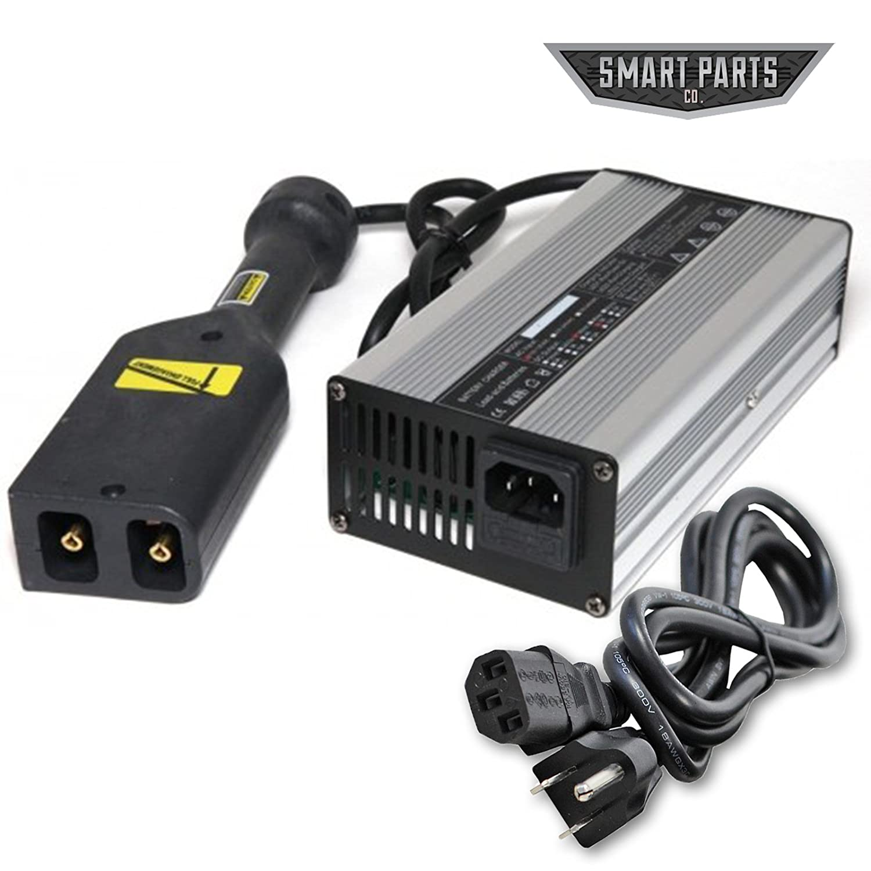 Amazon.com: Cargador de batería paracarrito de ...