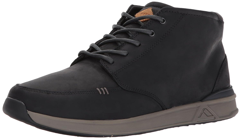 Reef Herren Rover Mid Sneaker  435 EU Black/Grey