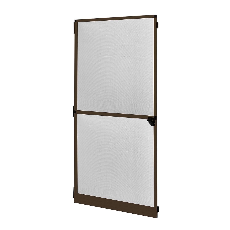 JAROLIFT Profi Line - Puerta mosquitera con marco giratorio, Protecció n contra insectos, 120 x 220 cm, color blanco Protección contra insectos