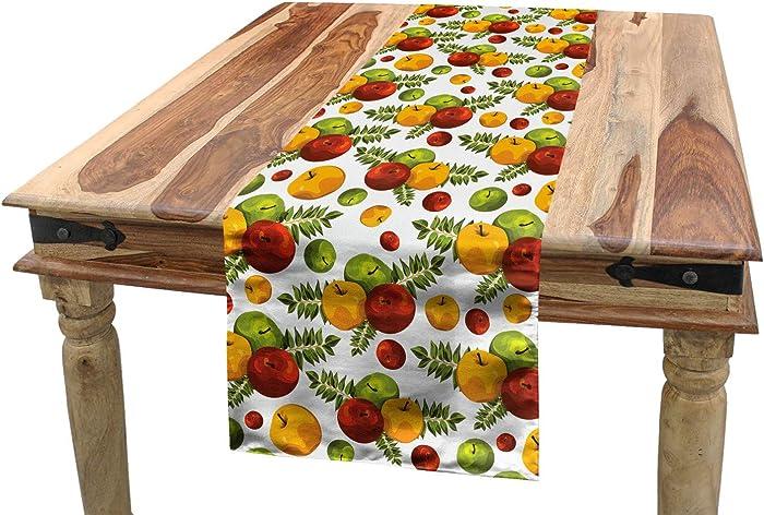 Top 10 Apple Table Runner
