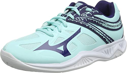 mizuno womens volleyball shoes size 8 xl junior japan basketball