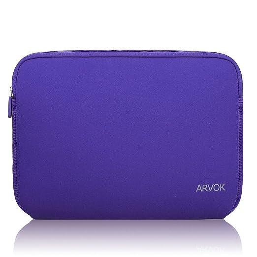 494 opinioni per Arvok 11,6 Pollici Sleeve per Laptop / Impermeabile Custodia di Neoprene Borsa