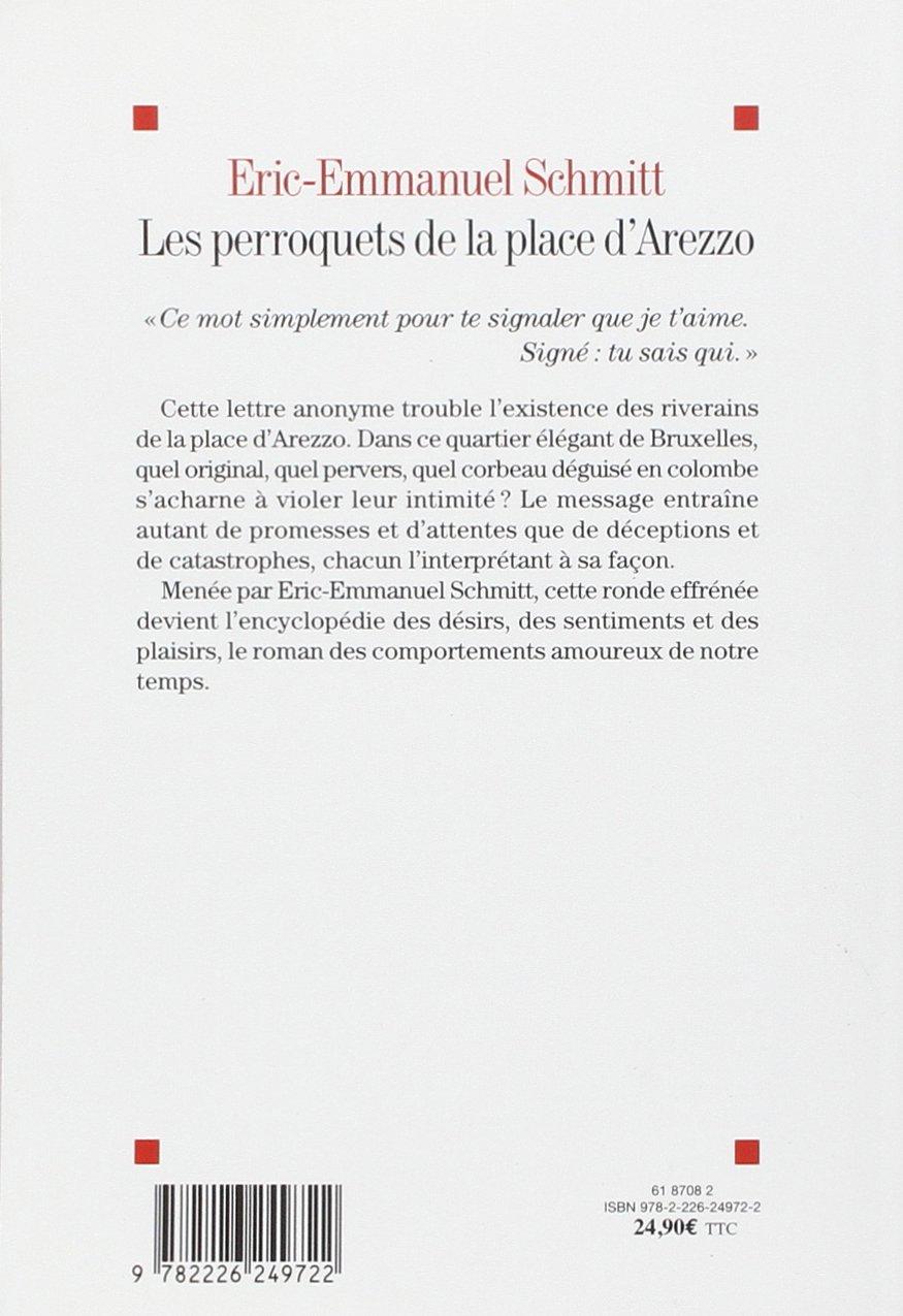 PLACE DE DAREZZO PERROQUETS LES LA TÉLÉCHARGER