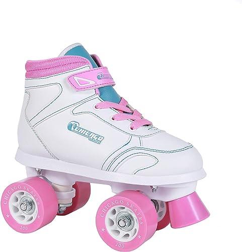Chicago Girls Sidewalk Roller Skate