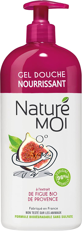 naturé Moi - 750 ml - Gel Ducha nourrissant higo: Amazon.es: Belleza