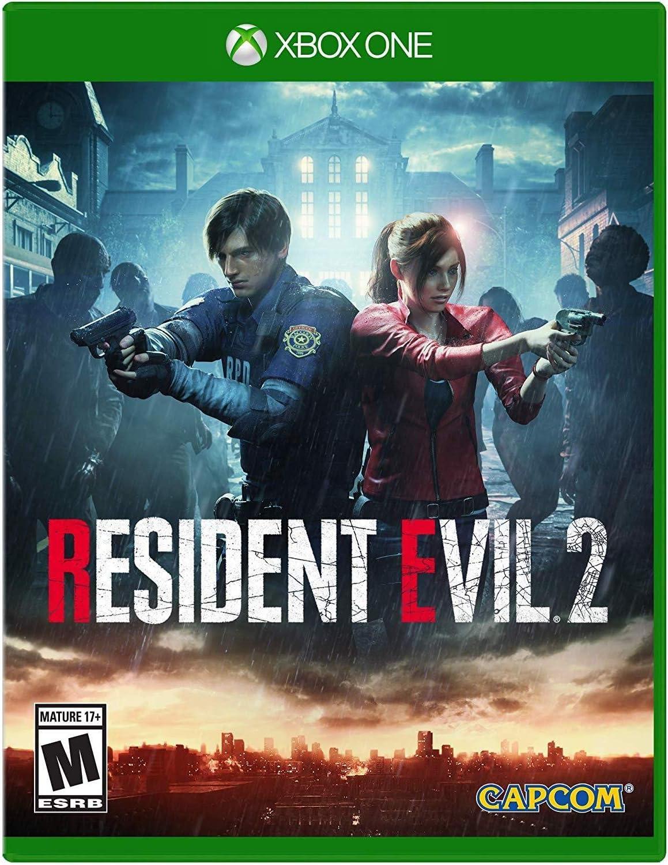 Amazon com: Resident Evil 2 - Xbox One: Capcom U S A Inc