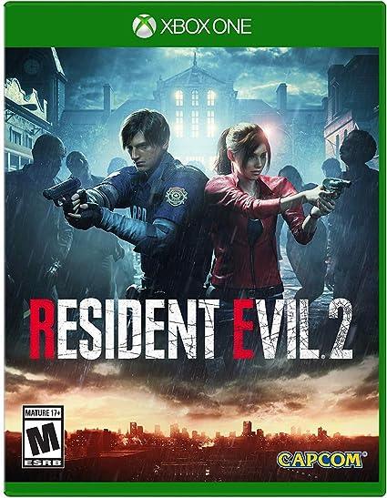 Resident Evil 2 for Xbox One [USA]: Amazon.es: Capcom U S A Inc: Cine y Series TV