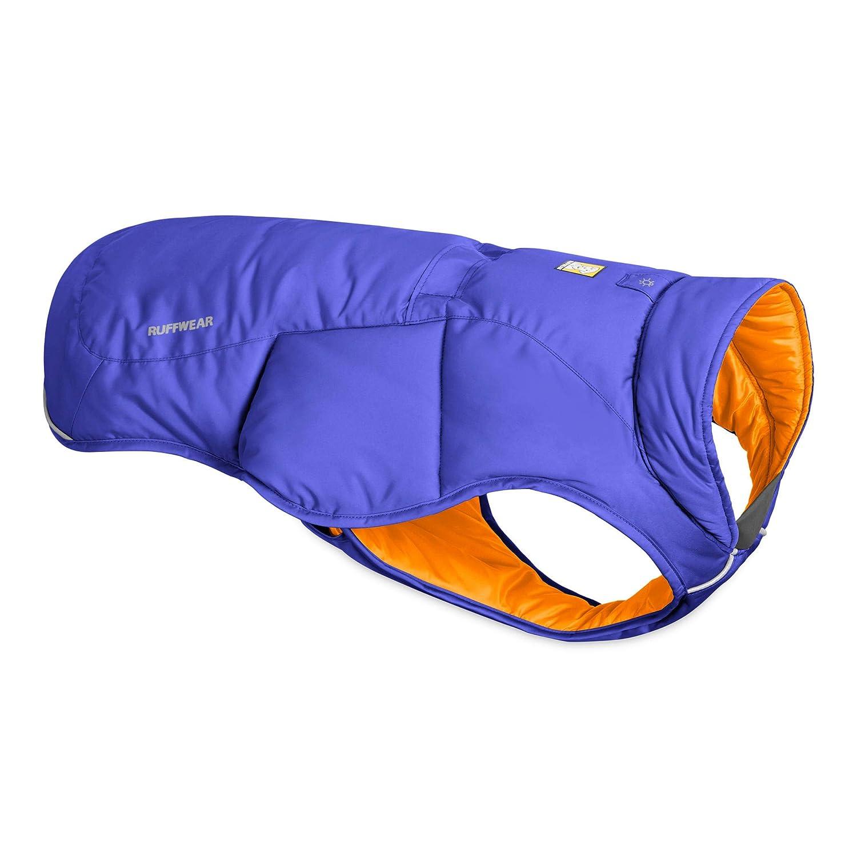 [RUFFWEAR(ラフウェア)] 犬用ジャケット クインジージャケット XS ハバブルー 【正規輸入品】 B07KW6MNBD ハパブルー S S|ハパブルー