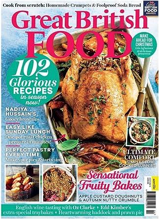 Great British Food: Amazon.com: Magazines