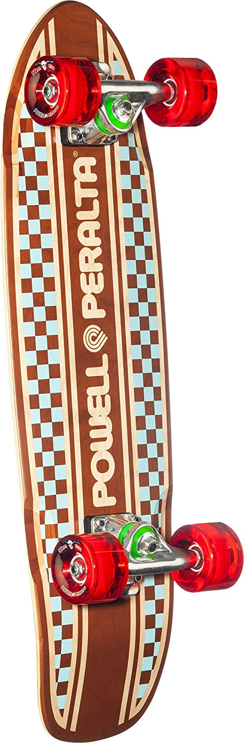 Powell-Peralta Sidewalk Surfer Cruiser Skateboard Complete All Graphics