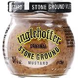 Inglehoffer Stone Ground Mustard, 4 oz