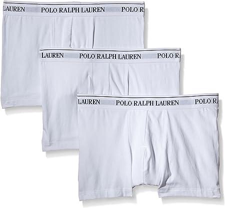 Polo Ralph Lauren Blanco 3 Pack Trunks,A estrenar y genuina. Somos un vendedor autorizado de Polo Ra