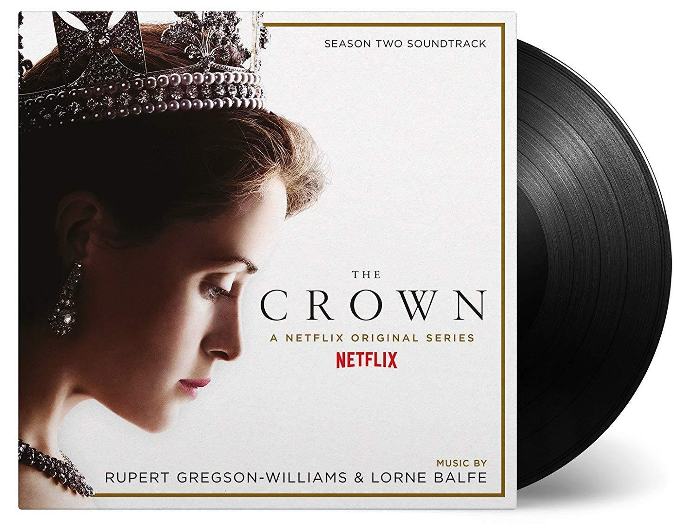The Crown Season Two Soundtrack Dedication Over item handling ☆