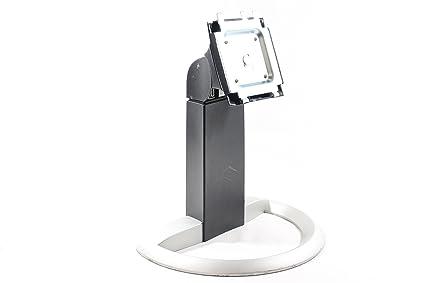 amazon com black and silver desktop lcd monitor base stand for dell rh amazon com