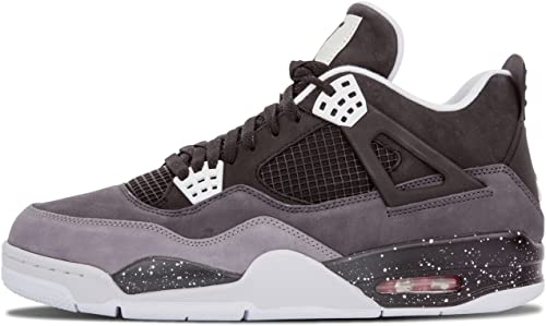 Nike Air Jordan 4 Retro Fear Pack BlackWhite Cool Grey Pr