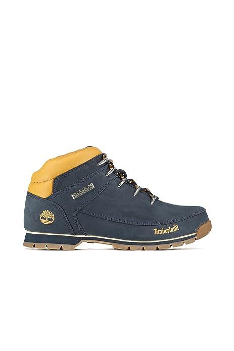 Timberland - Zapatillas Altas Hombre, Color Azul, Talla 29,5 EU: Amazon.es: Zapatos y complementos
