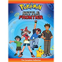Pokemon Battle Frontier Complete Collection (DVD)