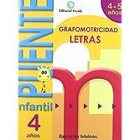 Puente Infantil 4-5 años Letras
