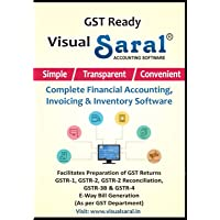 Saral Accounting Software - GST Ready Financial Accounting, Invoicing & Inventory Control Software Demo Edition
