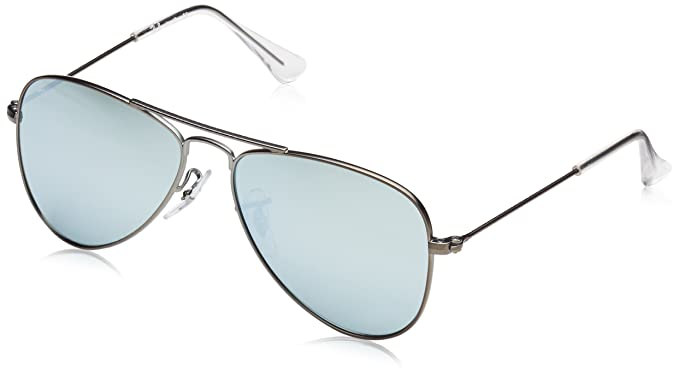 ccb063f113 Ray-Ban Boy s RJ9506S-250 30-50 Grey Aviator Sunglasses  Ray-Ban ...