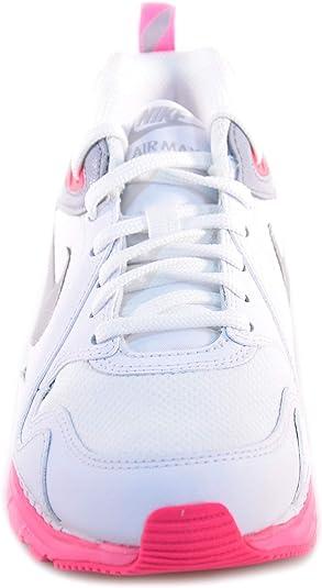 Nike Chaussures Femmes Air Max Trax WMNS Blanches 631763