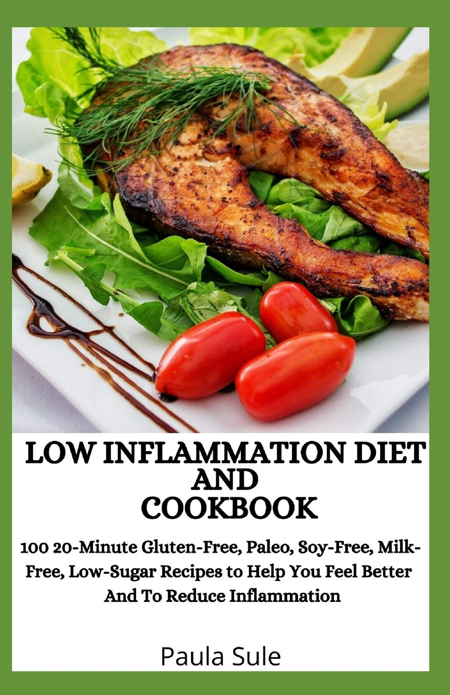 low sugar diet for inflammation