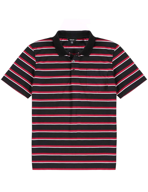 Dickin Short Sleeve Polo Shirt Online Men Designer V Neck For Men T