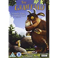 The Gruffalo [DVD] [2009] [Reino Unido]