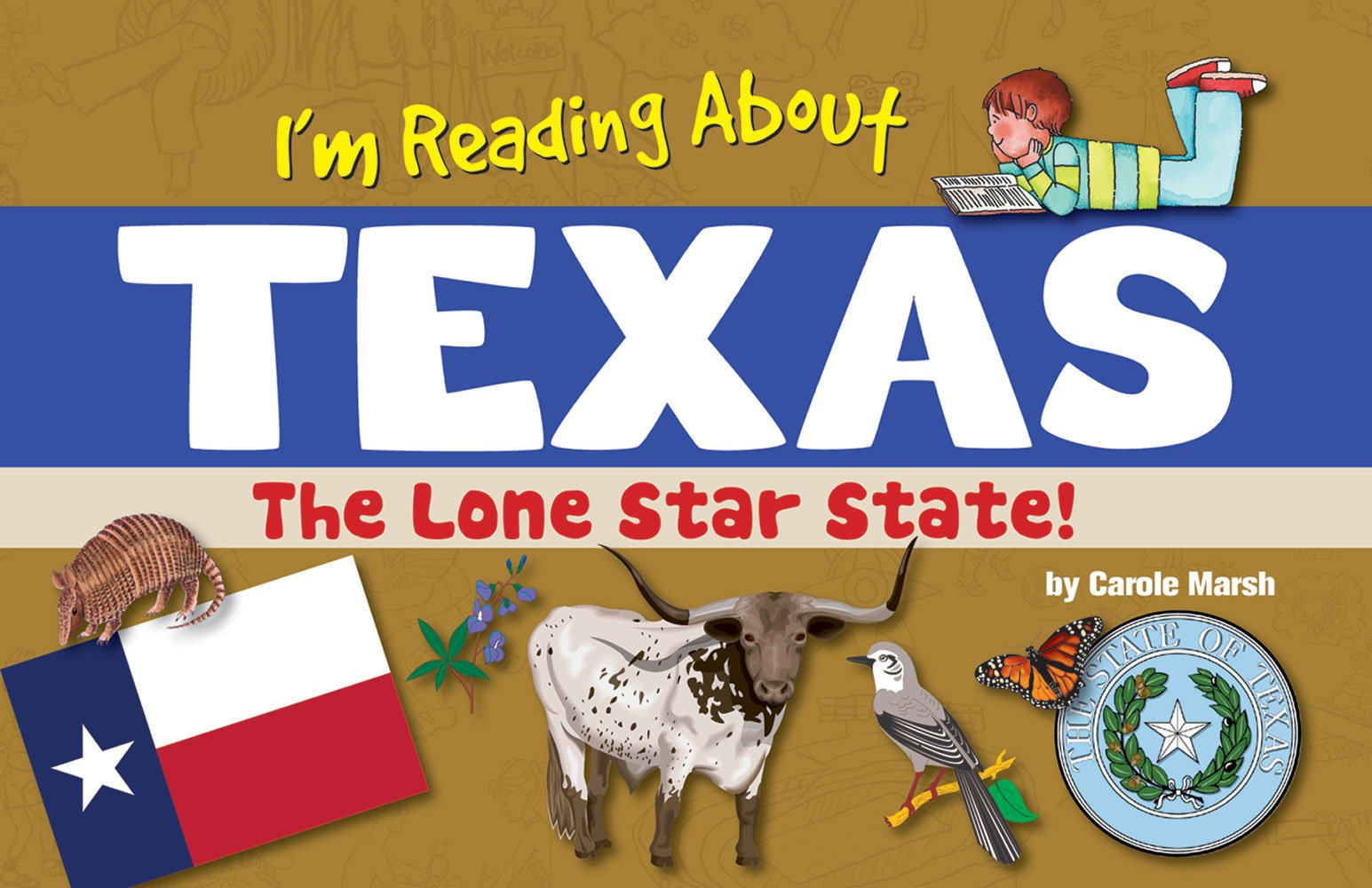 I'm Reading About Texas (Texas Experience) pdf
