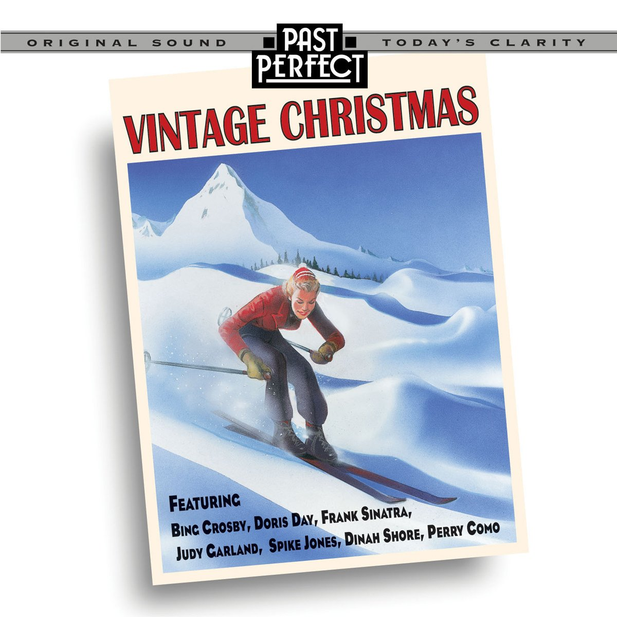 Vintage Christmas - Best Songs From the 1920s, 30s & 40s by Past Perfect