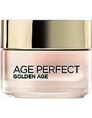 L'Óreal Paris Age Perfect – Crema Rosa Anti Arrugas Golden Age, para Pieles Maduras, 50 ml