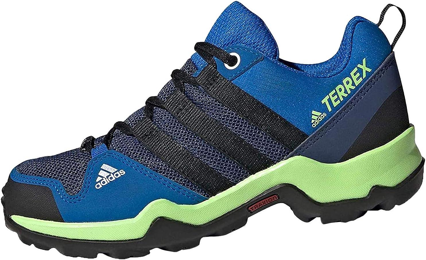 Discrepancia Ciudadanía Aumentar  Amazon.com   adidas Terrex AX2R CP Junior Walking Shoes - AW20   Shoes