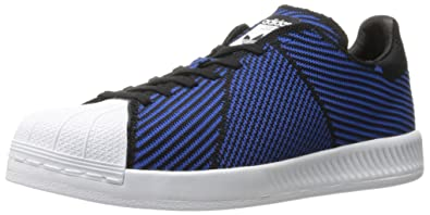 Adidas OriginalsS82242 - Superstar Bounce PK Fashion Homme, Noir (Black/Satellite / White
