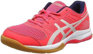 asics running shoes women size 6