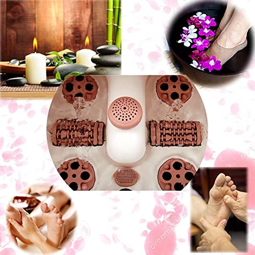 Guisee Foot Spa Bath Massager with Heat