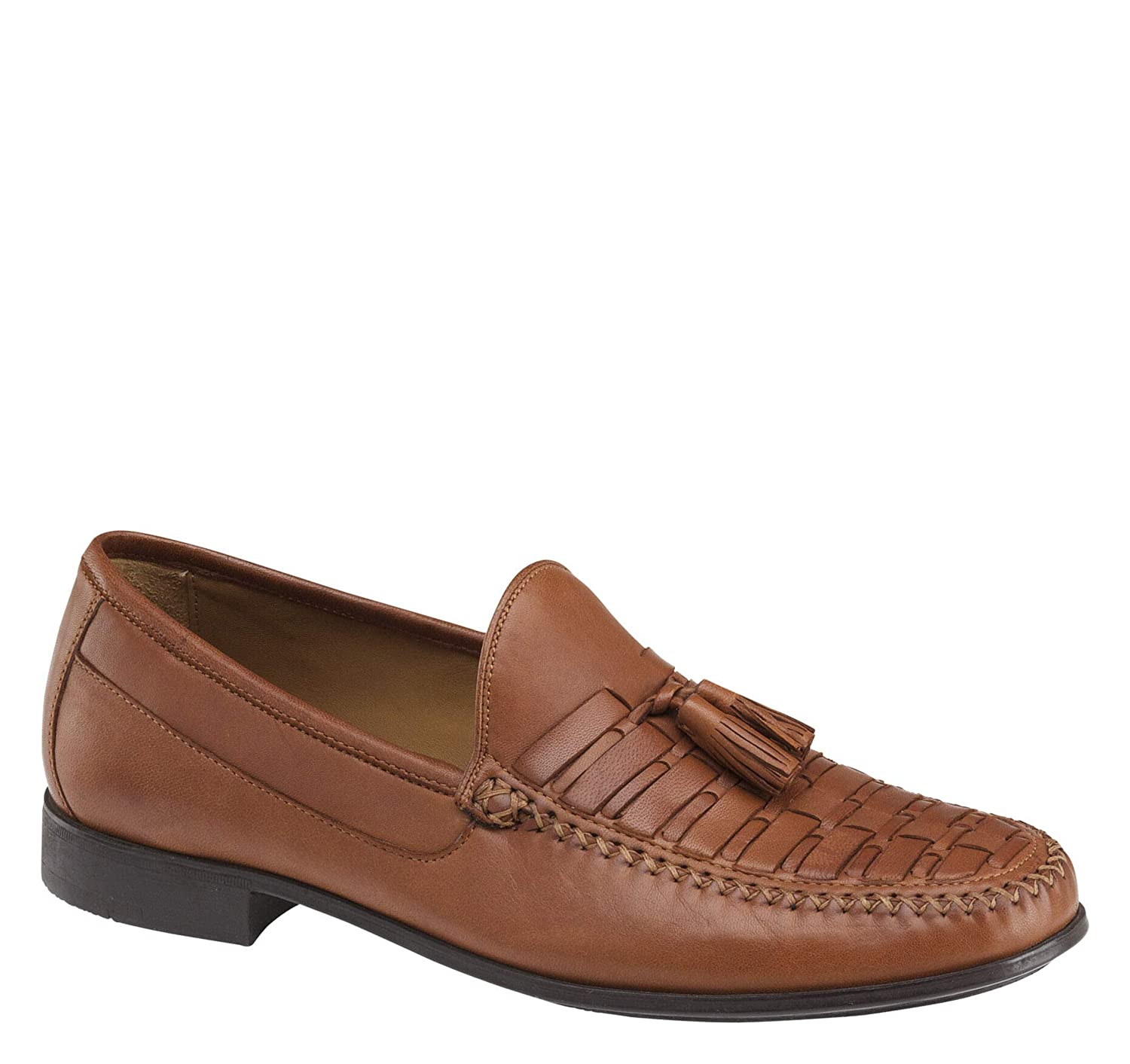 Johnston /& Murphy Mens Cresswell Woven Tassel