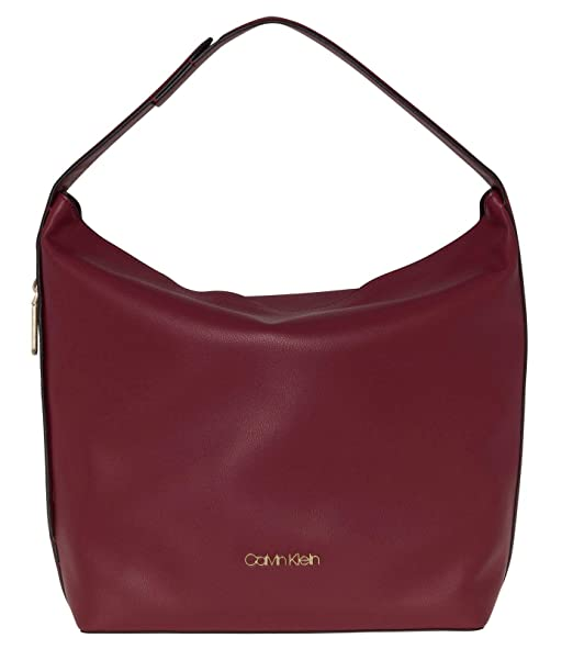342221924a Calvin Klein Drive Hobo Red Rock  Amazon.co.uk  Shoes   Bags