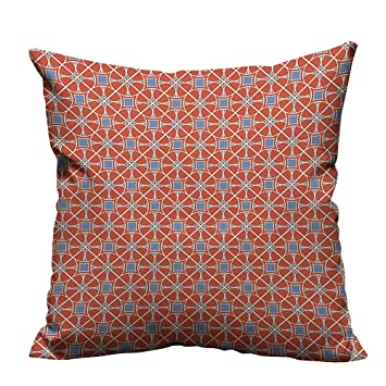 Amazon.com: YouXianHome Zippered Pillow Covers Circles and ...