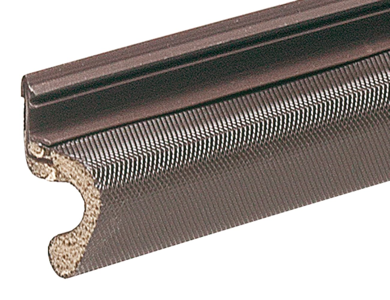 Frost King DS8B//25 Replacement Seal for Kerfed Millwork Doors 1 x 8 ft Brown