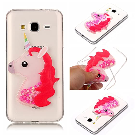 Amazon.com: Galaxy J3 V Case,HC BALL [3D Cartoon Design ...