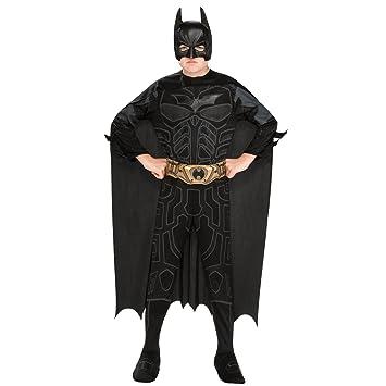 Disfraz infantil de Batman el Caballero Oscuro (talla Small 3-4 años): Amazon.es: Juguetes y juegos